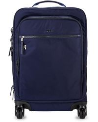 Tumi Voyageur Tres Léger International 21-inch Carry-on Luggage - Midnight - Blue