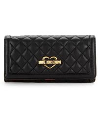 Love Moschino - Superquilted Wallet - Lyst