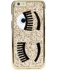Chiara Ferragni - 'flirting' Iphone 6/6s Plus Case - Lyst