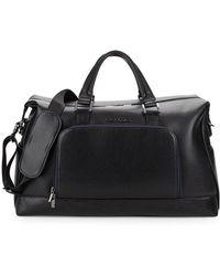 Robert Graham Pirro Weekender Bag - Black