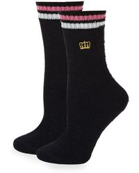 Juicy Couture - Two-pack Logo Socks - Lyst