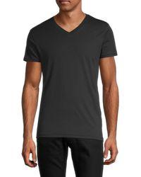 Rag & Bone - Men's Organic Cotton V-neck T-shirt - White - Size S - Lyst