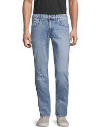 Hudson Jeans Men's Blake Slim Straight-fit Jeans - Victory - Size 31 - Blue