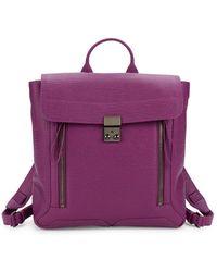 3.1 Phillip Lim - Pashli Leather Backpack - Lyst