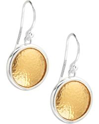 Gurhan - 24k Gold Vermeil Earrings - Lyst