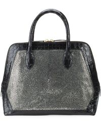 Nancy Gonzalez - Medium Crocodile Top Handle Bag - Lyst