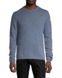 Vince - Crewneck Cashmere Sweater - Lyst