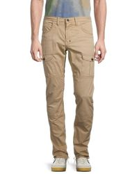 PRPS Bowman Chino Trousers - Natural