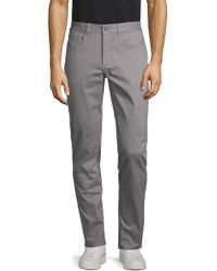 Ben Sherman Elegant Five Pocket Pants - Grey