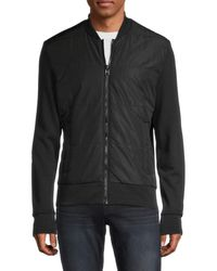 BOSS by HUGO BOSS Skiles Zip-up Jacket - Black