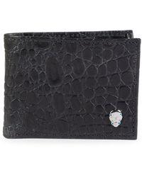 Robert Graham Spectator Rfid Leather Passcase Wallet - Brown