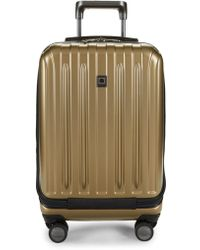 Delsey - Logo 19-inch Spinner Suitcase - Lyst