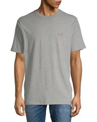 Tommy Bahama - Bacon And Legs Heathered Cotton Tee - Lyst