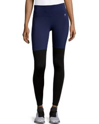 Body Language Claire Pull-on Leggings - Blue