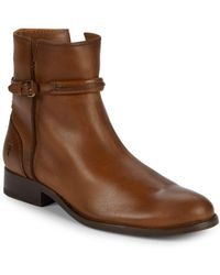 Frye - Melissa Leather Boots - Lyst