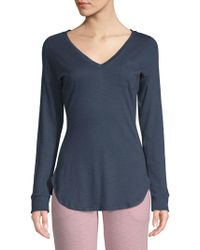 Cosabella - Collection Ellie Long Sleeve Tee - Lyst