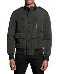 Jared Lang - Water-repellent Military Jacket - Lyst