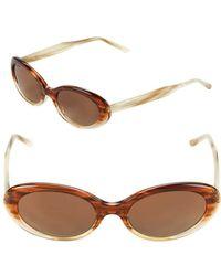 Vera Wang 51mm Butterfly Sunglasses - Brown