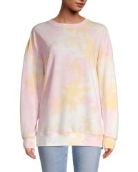 Wildfox Women's Cotton Candy Sweatshirt - Cotton Candy - Size S - Pink