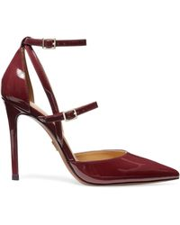 Michael Kors Cardi Patent Leather D'orsay Pumps - Multicolor
