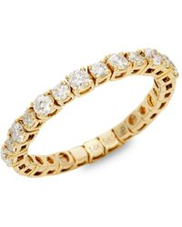Saks Fifth Avenue Sterling Silver & Quartz Ring - Multicolour