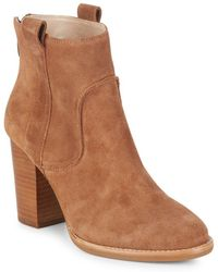 French Connection - 's Avabba Ankle Boots, Tan, Us - Lyst