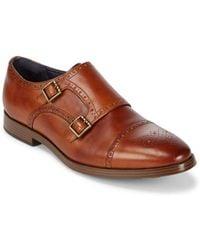 Cole Haan - Jefferson Grand Double Monk Strap Dress Shoes - Lyst