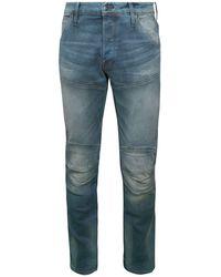 G-Star RAW 5620 3d Slim-fit Jeans - Blue
