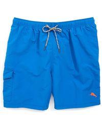 Tommy Bahama - The Naples Drawstring Swim Shorts - Lyst