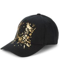 True Religion - Logo Cotton Baseball Cap - Lyst