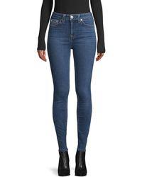 True Religion High-waist Jeans - Blue