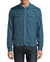 Orlebar Brown - Classic Collared Jacket - Lyst