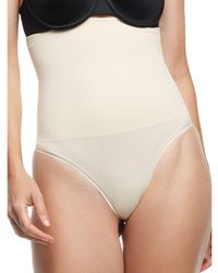 Yummie By Heather Thomson Seamless Hw Brief - Natural