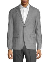 Theory - Simons Wool-blend Suit Jacket - Lyst