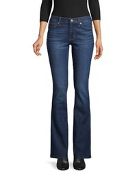 Hudson Jeans Women's Mid-rise Bootcut Jeans - Lake Blue - Size 25 (2)