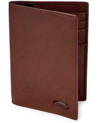 Bric's - Leather Passport Holder - Lyst