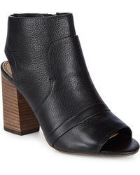 Splendid - Darelene Leather Block-heels - Lyst