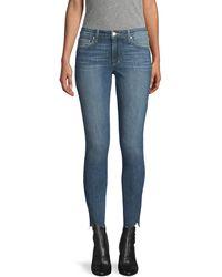 Joe's Jeans Skinny Ankle Jeans - Blue