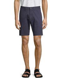 Saks Fifth Avenue - Classic Stretch Shorts - Lyst