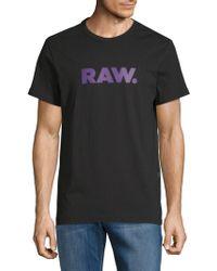 G-Star RAW - Xenoli Raw Tee - Lyst