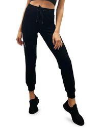 Electric Yoga No Evil Jogger Trousers - Black