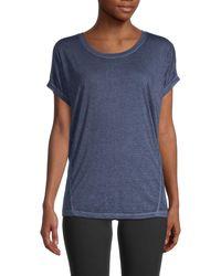 Marc New York Cool Wash T-shirt - Blue