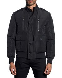 Jared Lang - Long-sleeve Military Jacket - Lyst