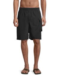 Y-3 3-pocket Swim Shorts - Black