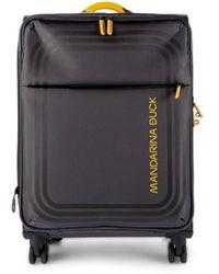 Mandarina Duck Medium Bilbao 22-inch Spinner Luggage - Steel - Grey