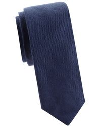 Ralph Lauren - Jacquard Linen & Silk Tie - Lyst