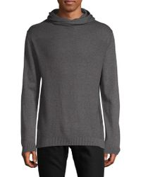 Standard Issue - Long-sleeve Textured Sweater - Lyst