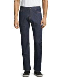 Peter Millar Classic Straight Jeans - Blue