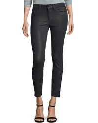 Joe's - Coated Ankle Jeans - Lyst