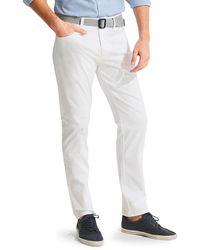 Vineyard Vines Islands Slim Trousers - White